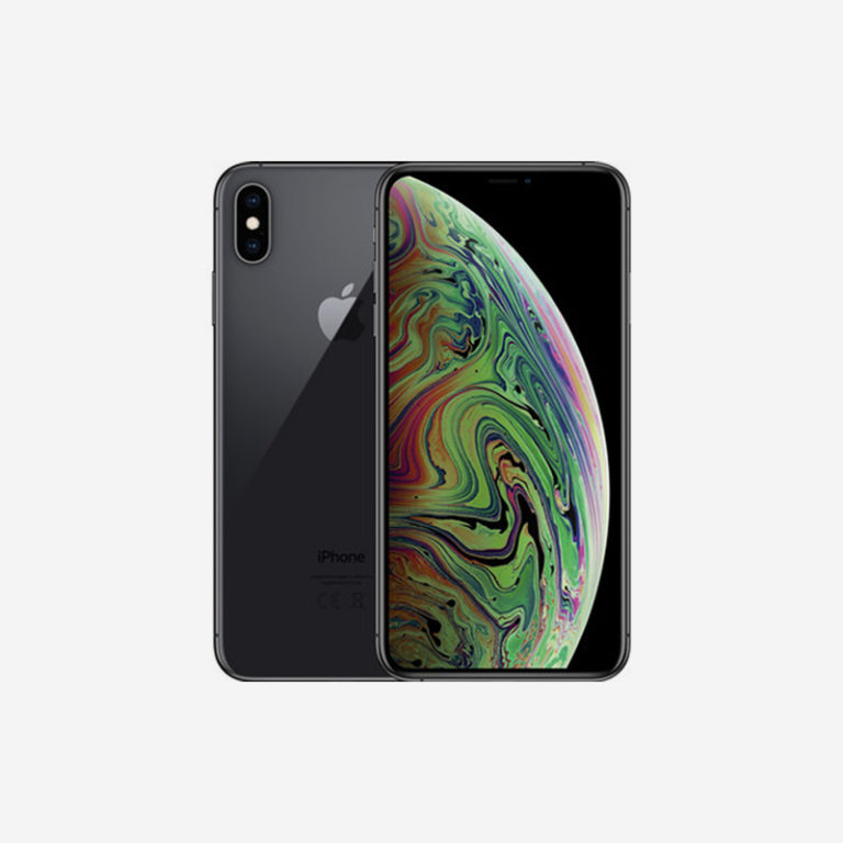Xs Max Space gray