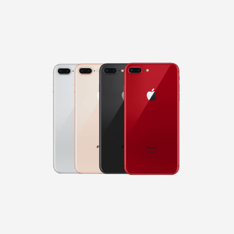 iPhone 8 Plus Colors
