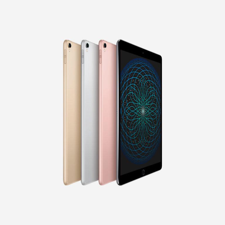 iPad Pro 10.5 Diff colors