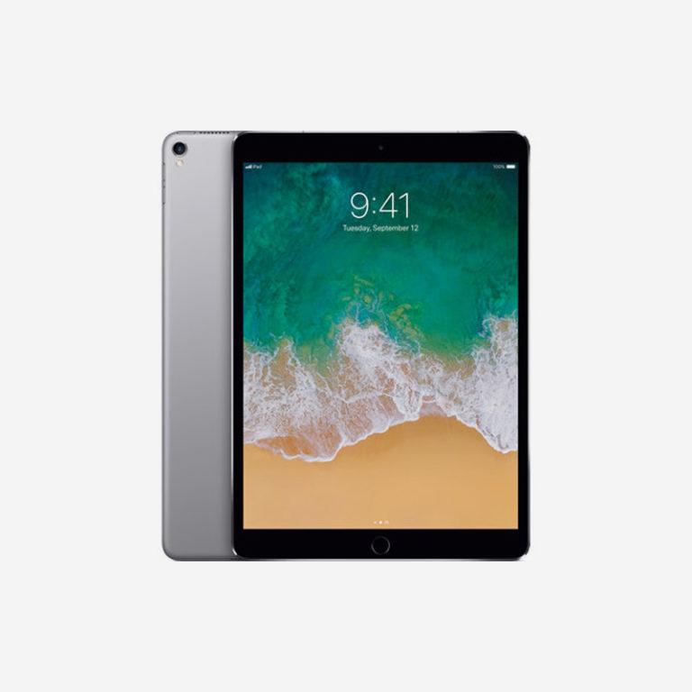 iPad Pro 10.5 Gray Front Back