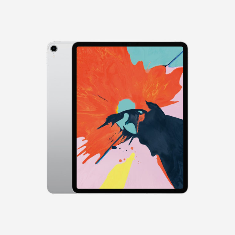 iPad Pro 11 inch Silver Front