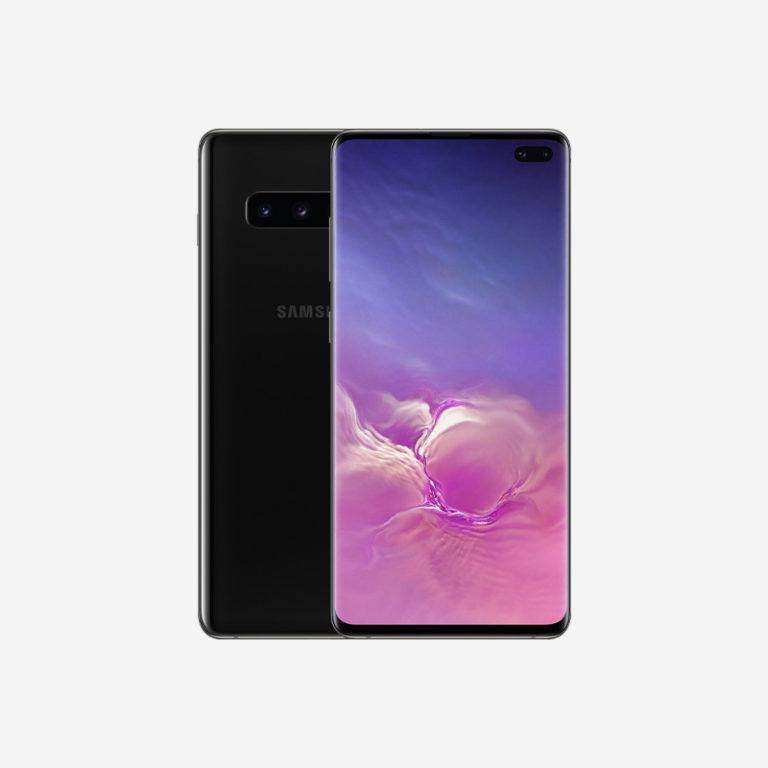 Galaxy S10+ Black
