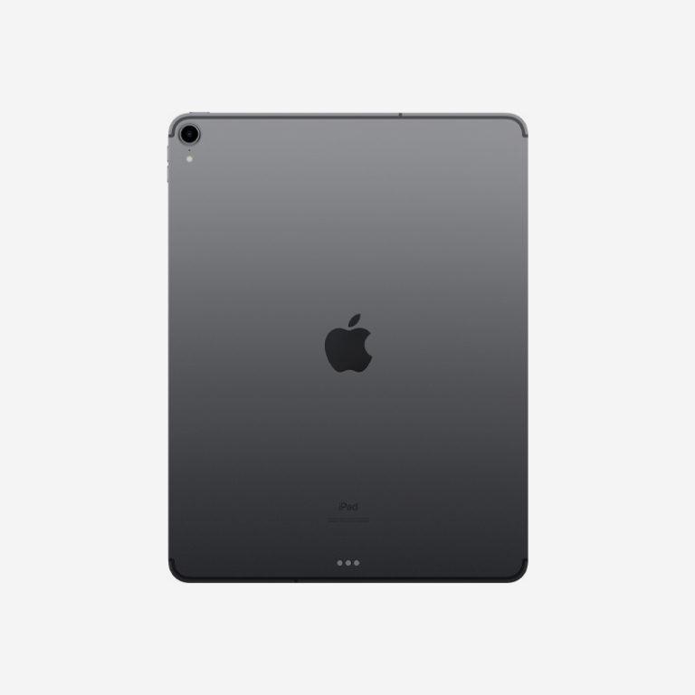 iPad Pro 12.9 Gray Rear
