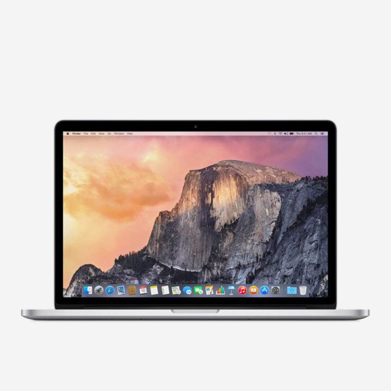 Macbook Pro 15 2015 Silver