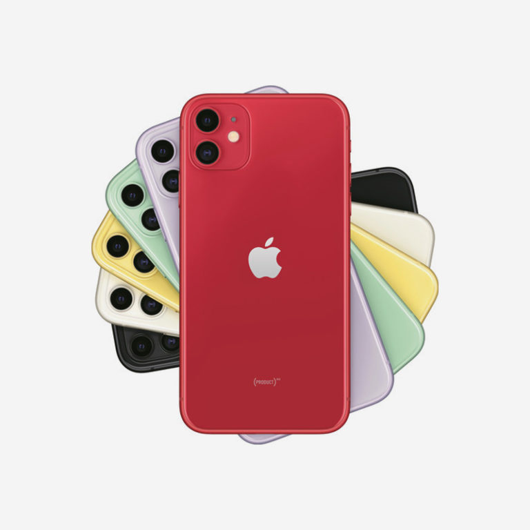 iPhone 11 RED rear