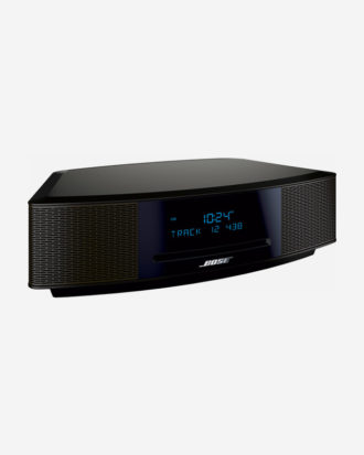 BOSE Wave IV Black Front