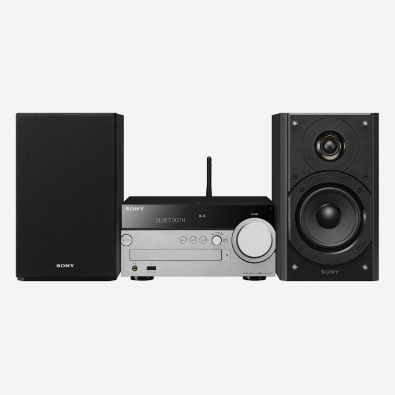 Sony CMT-SX7B Front