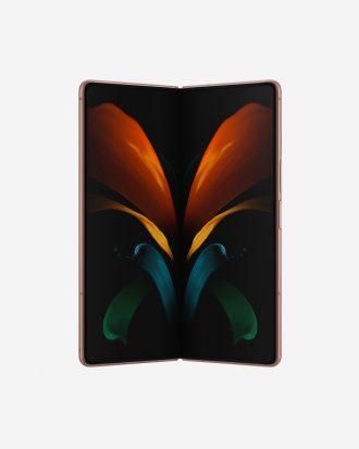 Galaxy Z Fold 2 Bronze