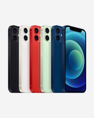 iPhone 12 mini colors